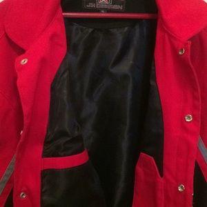 Ohio State heavyweight jacket